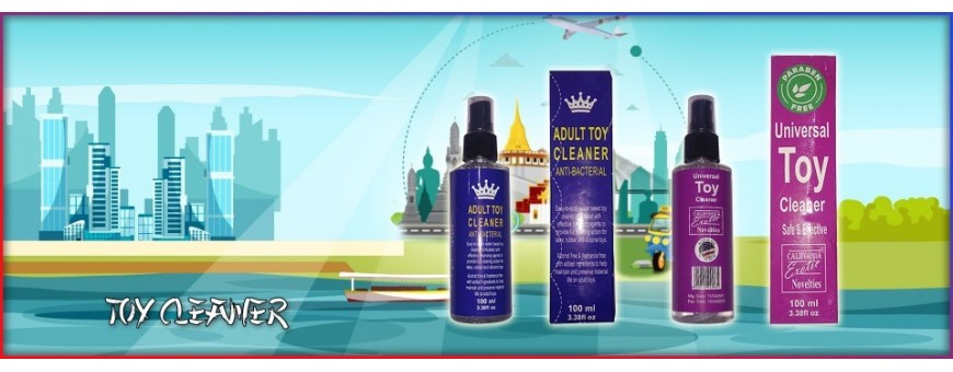 Buy  Online Universal Anti-Bacterial Toy Cleaner In Chiang Mai